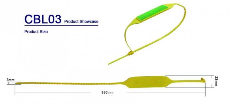 Zutrittsshop - RFID Kabelbinder Tag CBL03